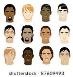 raster version illustration of... | Shutterstock . vector #87609493