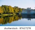 Lazienki Park  Warsaw  Poland