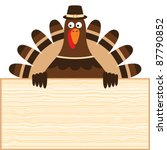 Thanksgiving Turkey Background