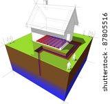 heat pump diagram   geothermal
