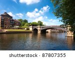 Famous Bridge And River Ouse ...