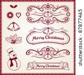 christmas et | Shutterstock .eps vector #87877465