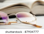 The Reading Glasses And Open...
