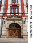 Building Facade  Wroclaw  Poland