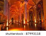 Underground Basilica Cistern ...