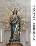 Statue Of Our Lady Immaculate ...
