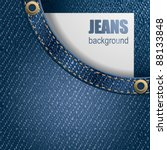 Jeans Background. Paper With...