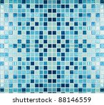 Colorful Tiles Mosaic Background