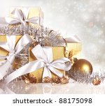 christmas background | Shutterstock . vector #88175098