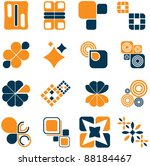 design elements | Shutterstock .eps vector #88184467