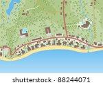 editable vector illustration of ... | Shutterstock .eps vector #88244071