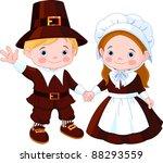 thanksgiving day children...