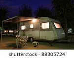 European Mobile Home On A...