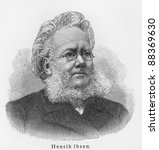 Henrik Ibsen   Picture From...