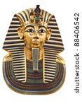 Modern Copy Of Tutankhamen's...