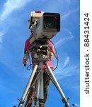 tv professional studio digital... | Shutterstock . vector #88431424