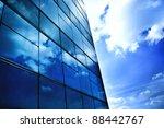 window reflection dayligh as... | Shutterstock . vector #88442767