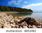 Clear Waters Of Georgian Bay A...