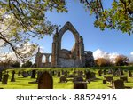 Historic Bolton Abbey In...