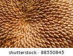 A Close Up Of A Sunflower With...