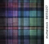 Abstract Dark Plaid Background...