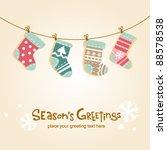Christmas Stockings  Cute...