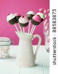 Cupcake Cake Pops