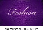 fashion | Shutterstock .eps vector #88642849
