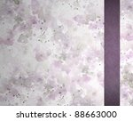 Soft Abstract Pastel Purple An...