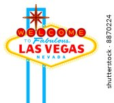 Vector Welcome To Fabulous Las...