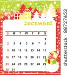 December 2014 Calendar Free Stock Photo - Public Domain Pictures