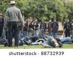 moorpark  ca   nov 13  civil... | Shutterstock . vector #88732939