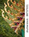 thai dragons | Shutterstock . vector #88737031