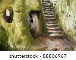 Mysterious Ancient Hideout In ...