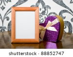 Wooden Photo Frame And Present...