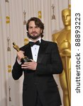 mark boal at the 82nd academy... | Shutterstock . vector #88893223