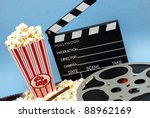 a still life of things related... | Shutterstock . vector #88962169