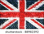 An Image Of The Union Jack Fla...