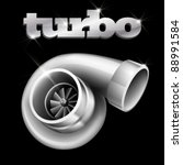 Turbo Compressor for an Automobile (EPS10)