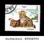 cuba   circa 1979  a stamp... | Shutterstock . vector #89008594