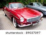 kuala lumpur nov 13  a volvo...   Shutterstock . vector #89037097
