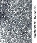 silver sparkle glitter... | Shutterstock . vector #89059891