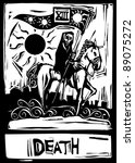 The Tarot Card For Death Numbe...