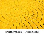 Circular Path Yellow Brick Road