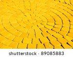 Circular Path Yellow Brick Road