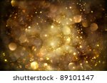 cloud of stars background | Shutterstock . vector #89101147
