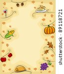 background illustration...   Shutterstock .eps vector #89118721