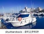 Ibiza San Antonio Abad Boats...