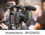 video camera   Shutterstock . vector #89120632