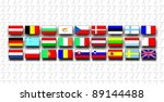european union countries and... | Shutterstock . vector #89144488